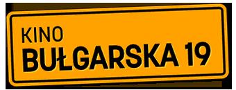 Kino Bułgarska 19 - logo